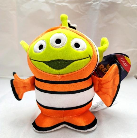 Disney Pixar Toy Story Alien Nemo Remix Plush